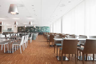Scandic Oslo Airport, Restaurant