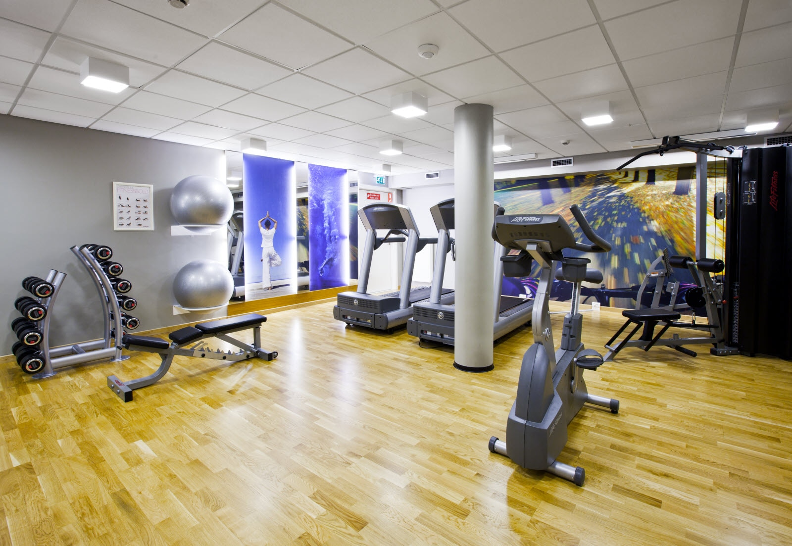 Scandic Ringsted, Gym