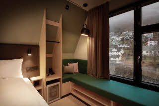 room standard at scandic voss in norway