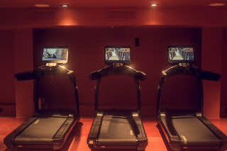 Gym of Hotel Norge by Scandic in Bergen