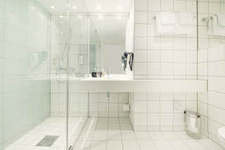 Scandic Vulkan, bathroom