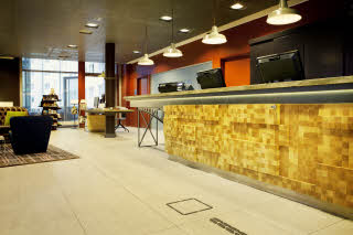 Scandic Vulkan, reception