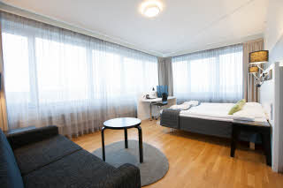 superior plus room scandic pori hotel finland