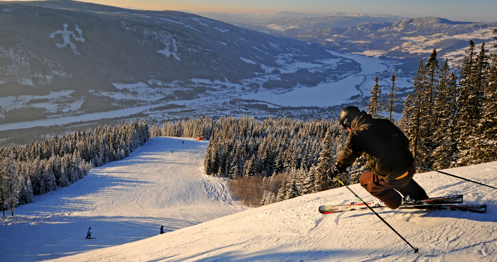 Hafjell Alpine center