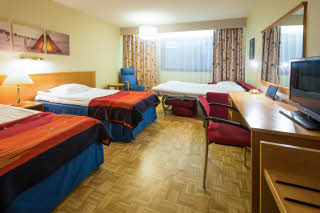 Standard Family Four room