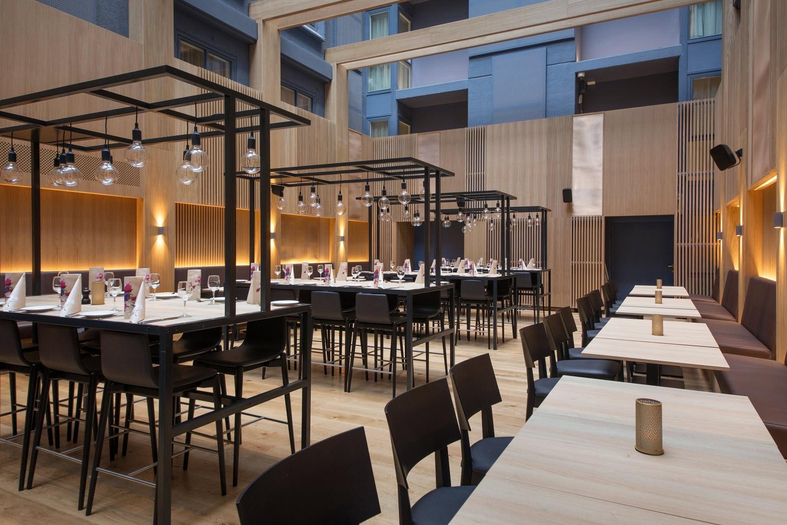 Nett Restaurant Server Fortsetzen Zeitgenössisch ...