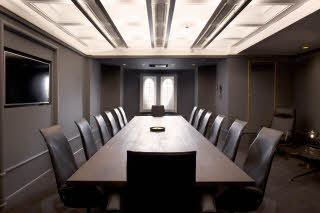 Meeting room of  Scandic Palace Hotel in Copenhagen