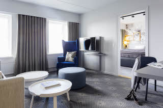 Junior Suite, Living Room, Interior