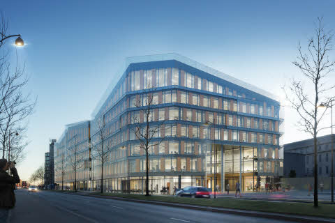 Scandic Spectrum in Copenhagen - Exterior
