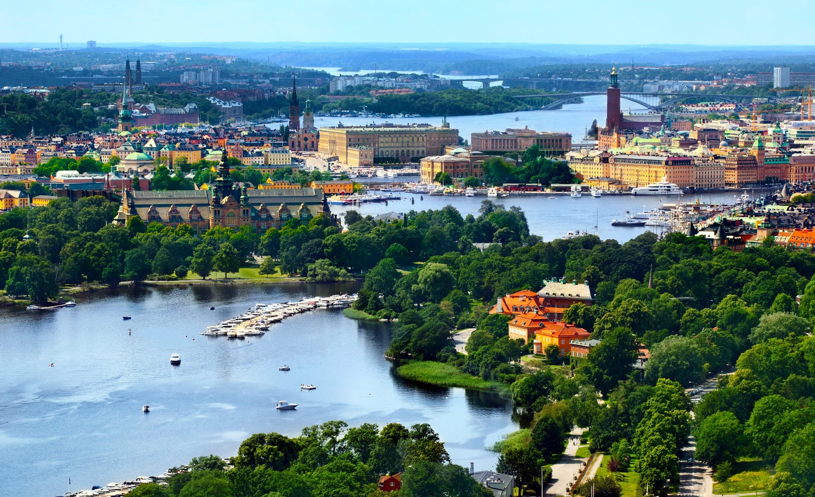 Stockholm Scandic Hotels