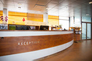reception scandic espoo finland