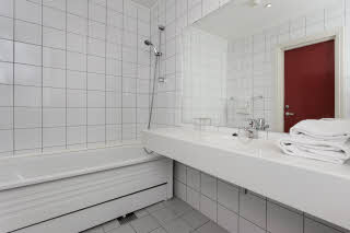 Scandic Bodo, Bodo, junior suite, bathroom