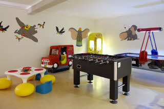 Scandic Bygholm Park, kids playroom
