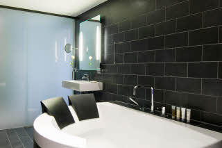 Scandic Palace Hotel, junior suite, bathroom