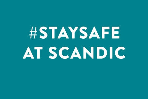 Stay safe at Scandic