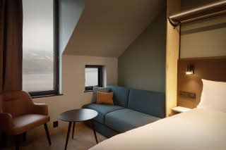 room superior at scandiv voss in norway