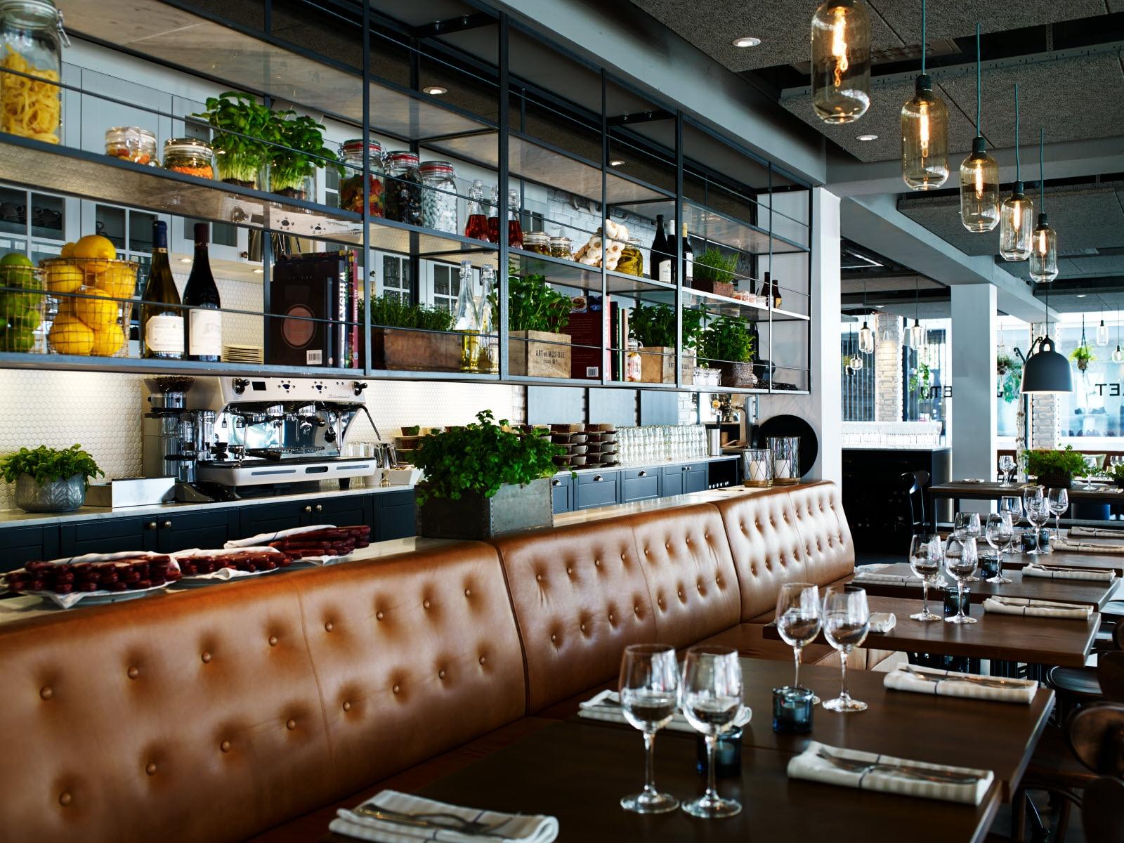 Restaurants bars scandic hotels for Bar cuisine