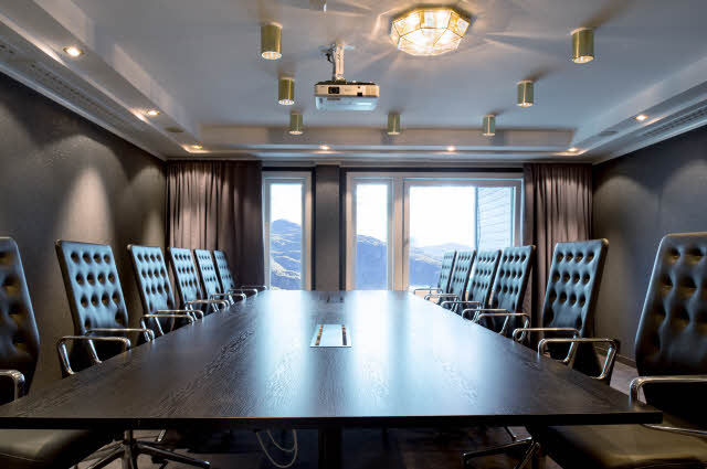 Scandic Ishavshotel, conference and meeting room