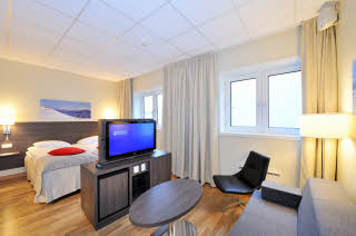 Scandic Grand Tromso, Tromso, room, superior