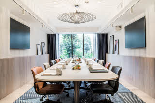 Meeting room of Hotel Norge by Scandic in Bergen
