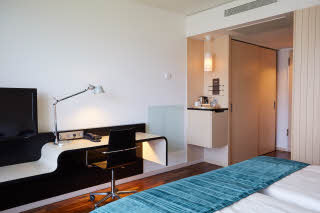 room superior at scandic berlin potsdamer platz in germany