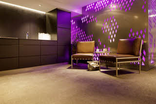 Scandic Vulkan, coffee lounge, break out area