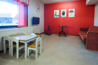 Playroom, Scandic Waskia