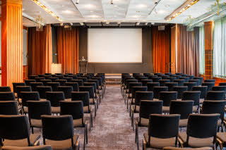 Conference Room Odeon Theatre Style