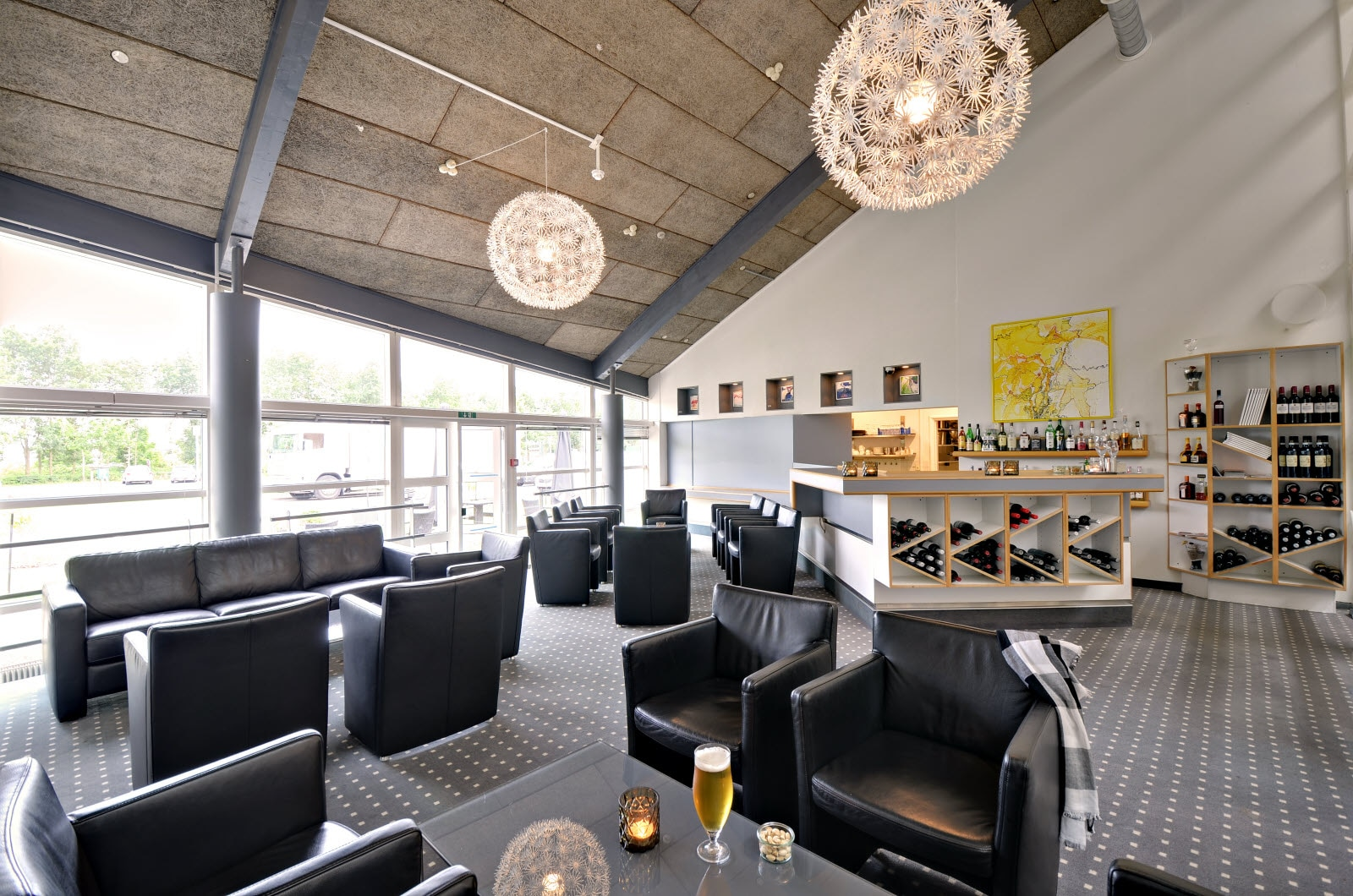 Scandic Sonderborg, lounge, bar