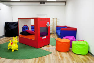 Scandic Ringsted, childrens play room