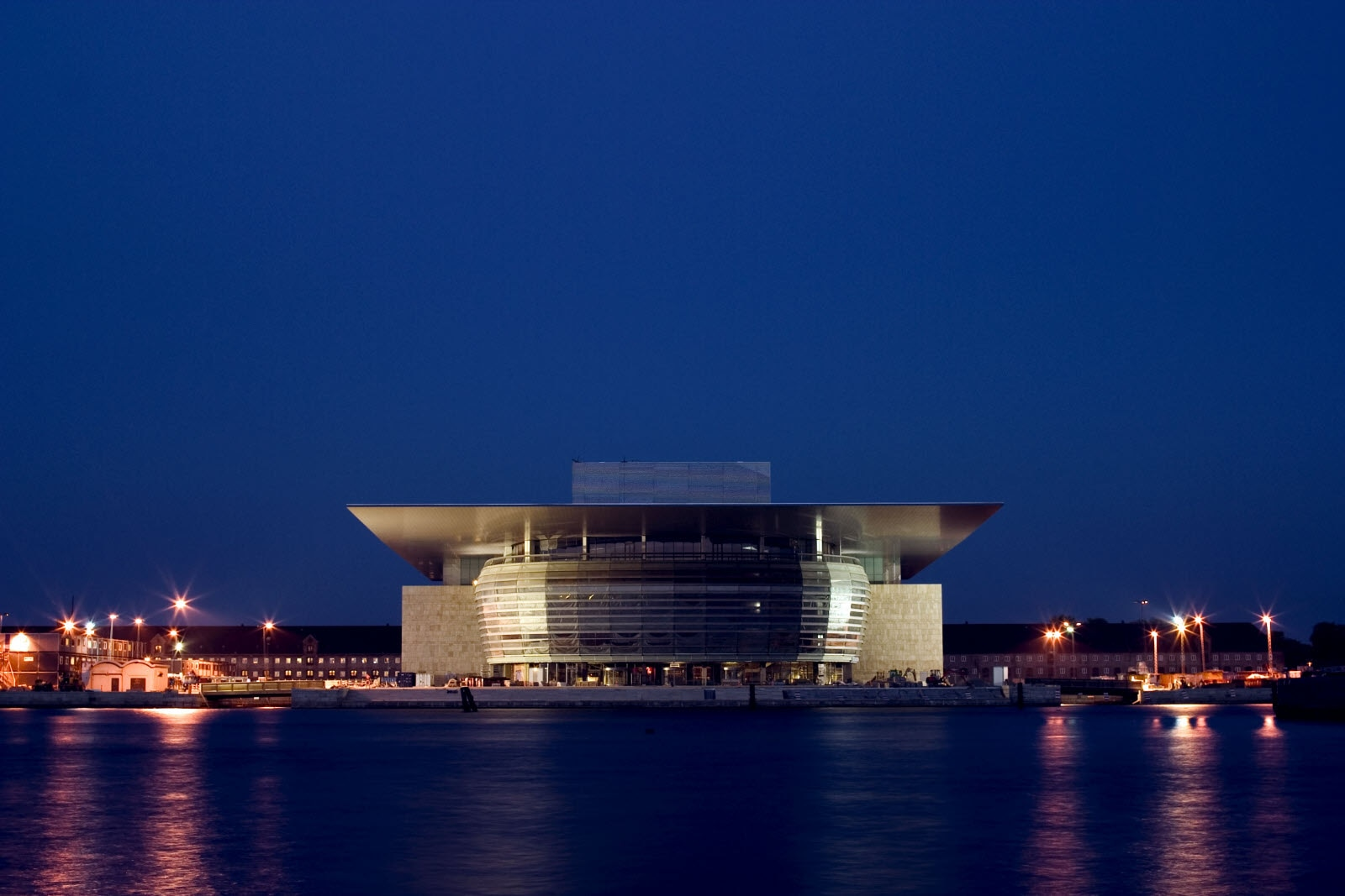 The Opera House in Copenhagen