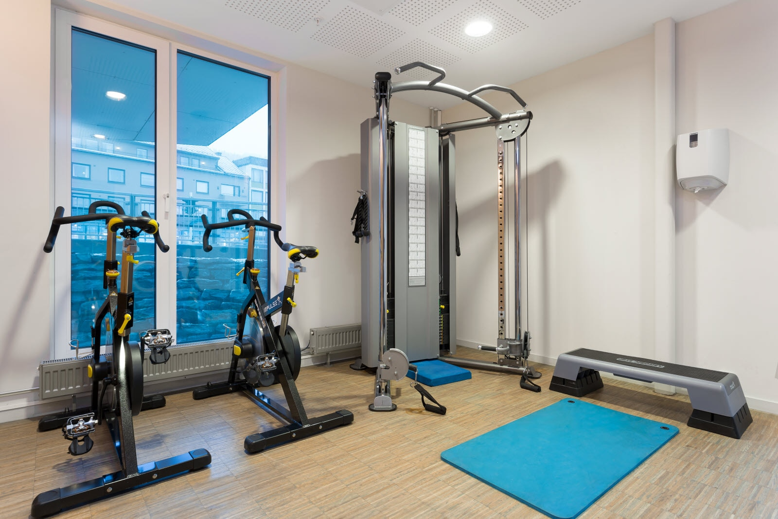 Scandic Narvik, gym