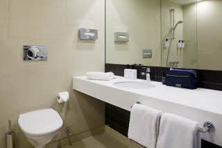 Scandic Aarhus City, twin upgrade superior, bathroom, Face