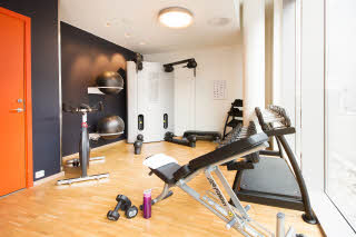Scandic Stavanger Airport, Sola, gym, fitness centre