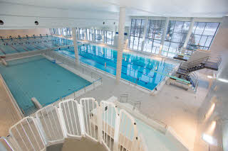 Adajacent watersports centre