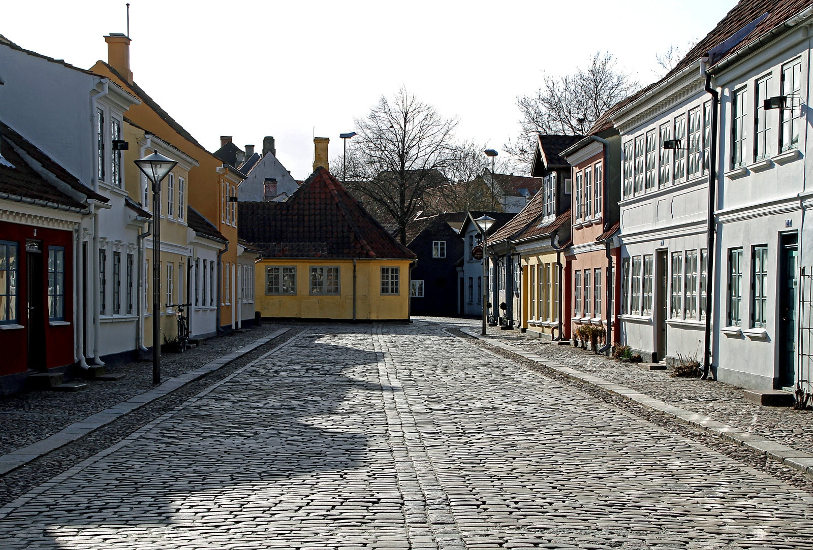 Odense Old Town museum