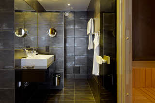 Bathroom, Master Suite