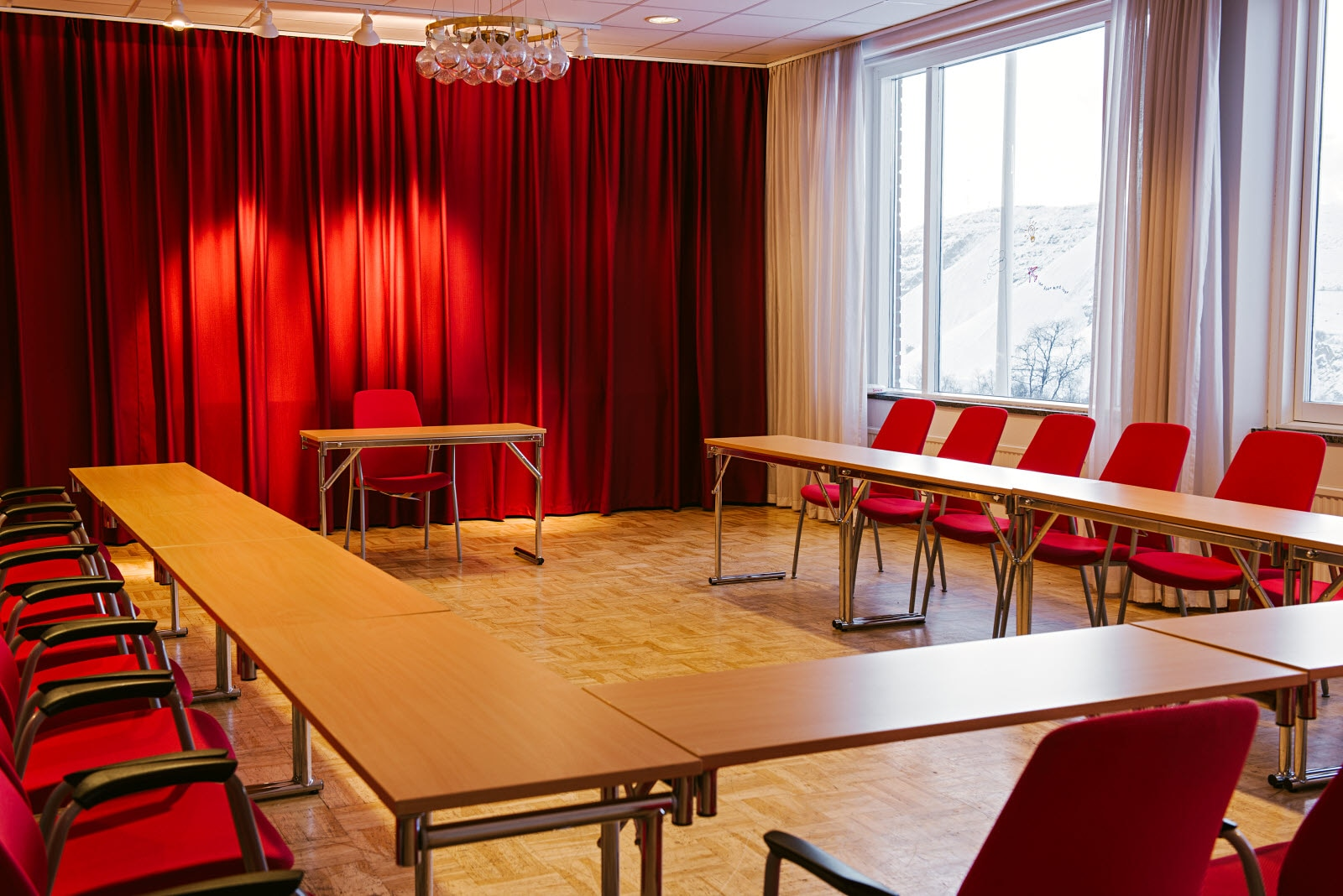 Scandic Ferrum, conference room, meeting room, Sigwer
