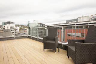 Scandic Sjolyst, suite, terrace, room