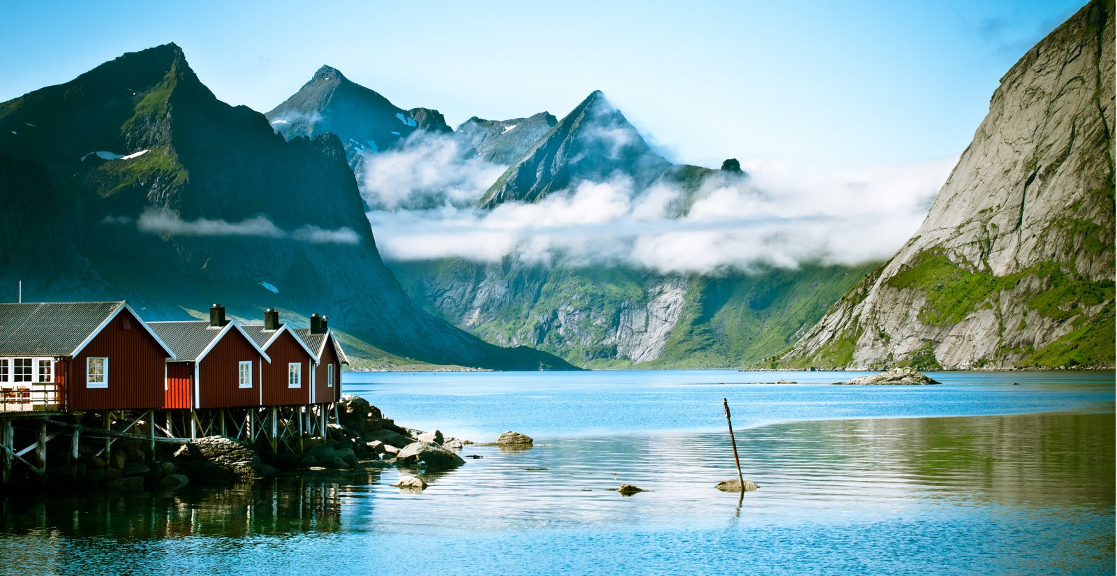 Lofoten Islands by Yanis Ourabah
