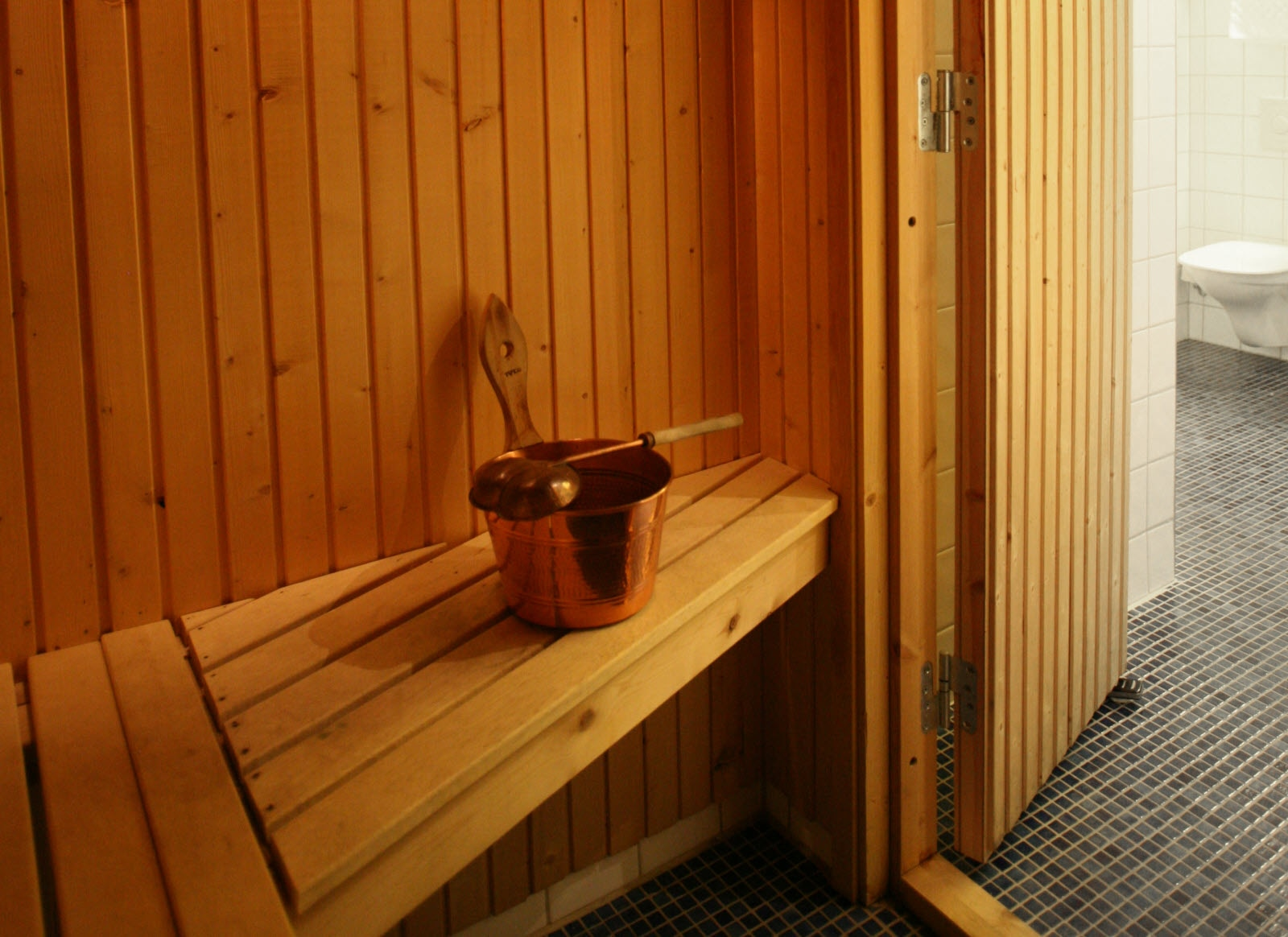 Room, Superior, Sauna