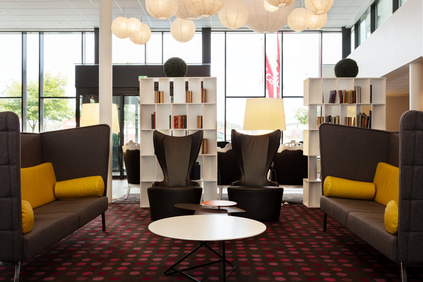 Scandic Stavanger City, lobby, reception