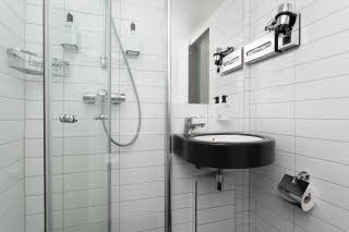 Scandic Ringsaker, Hamar, bathroom, junior suite