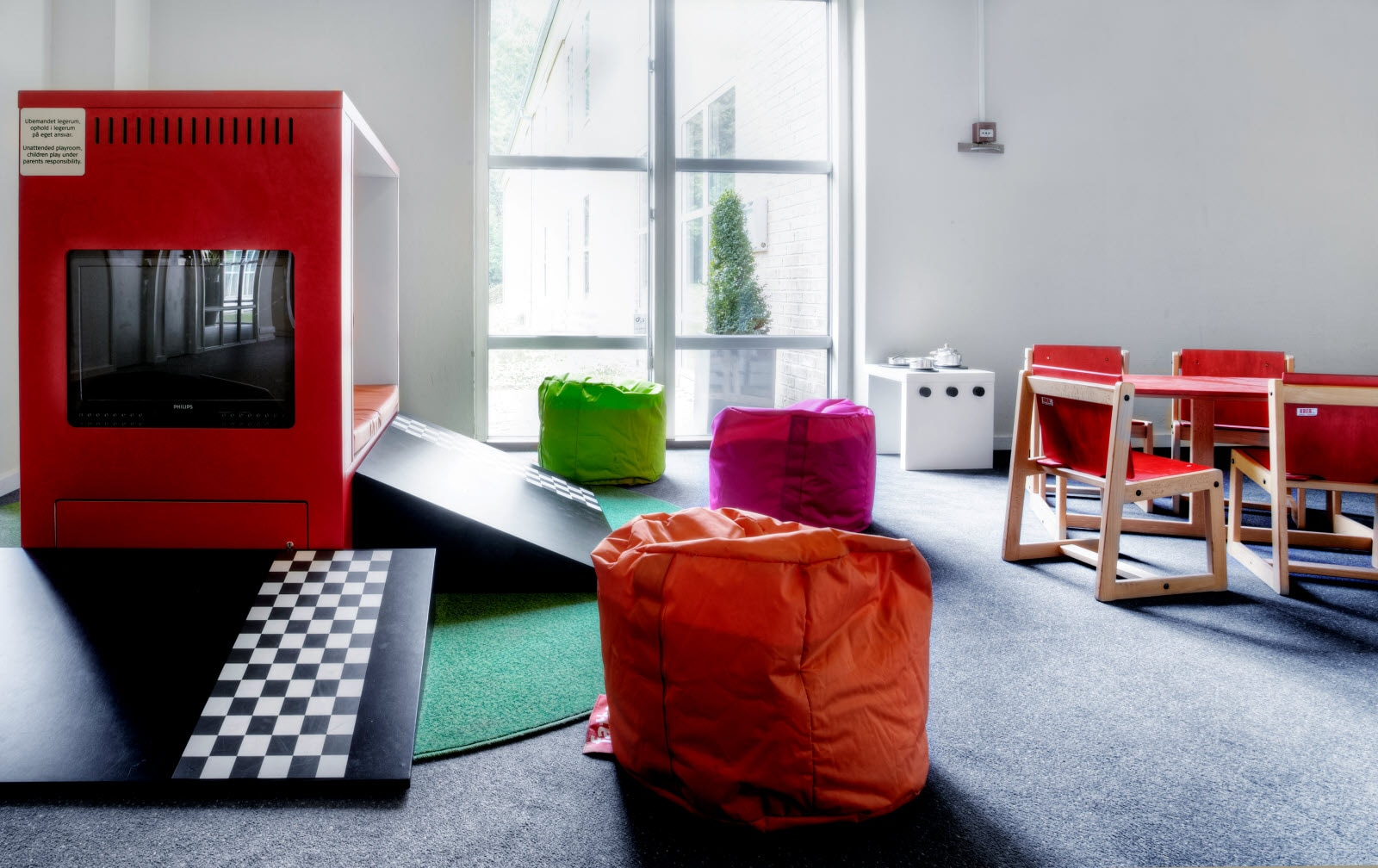 Silkeborg, kids playroom
