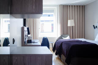Scandic Aarhus City, room, superior #572