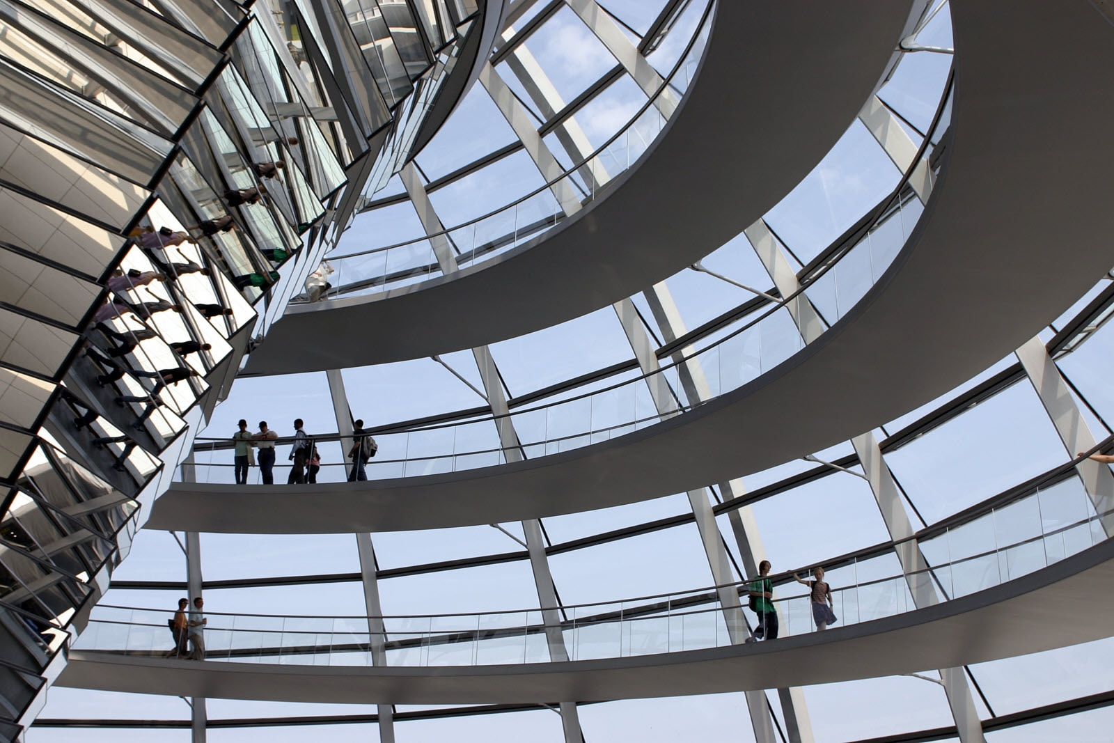 Reichstag in Berlin, Germany