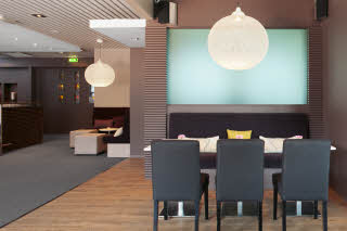 Scandic Asker, Lounge