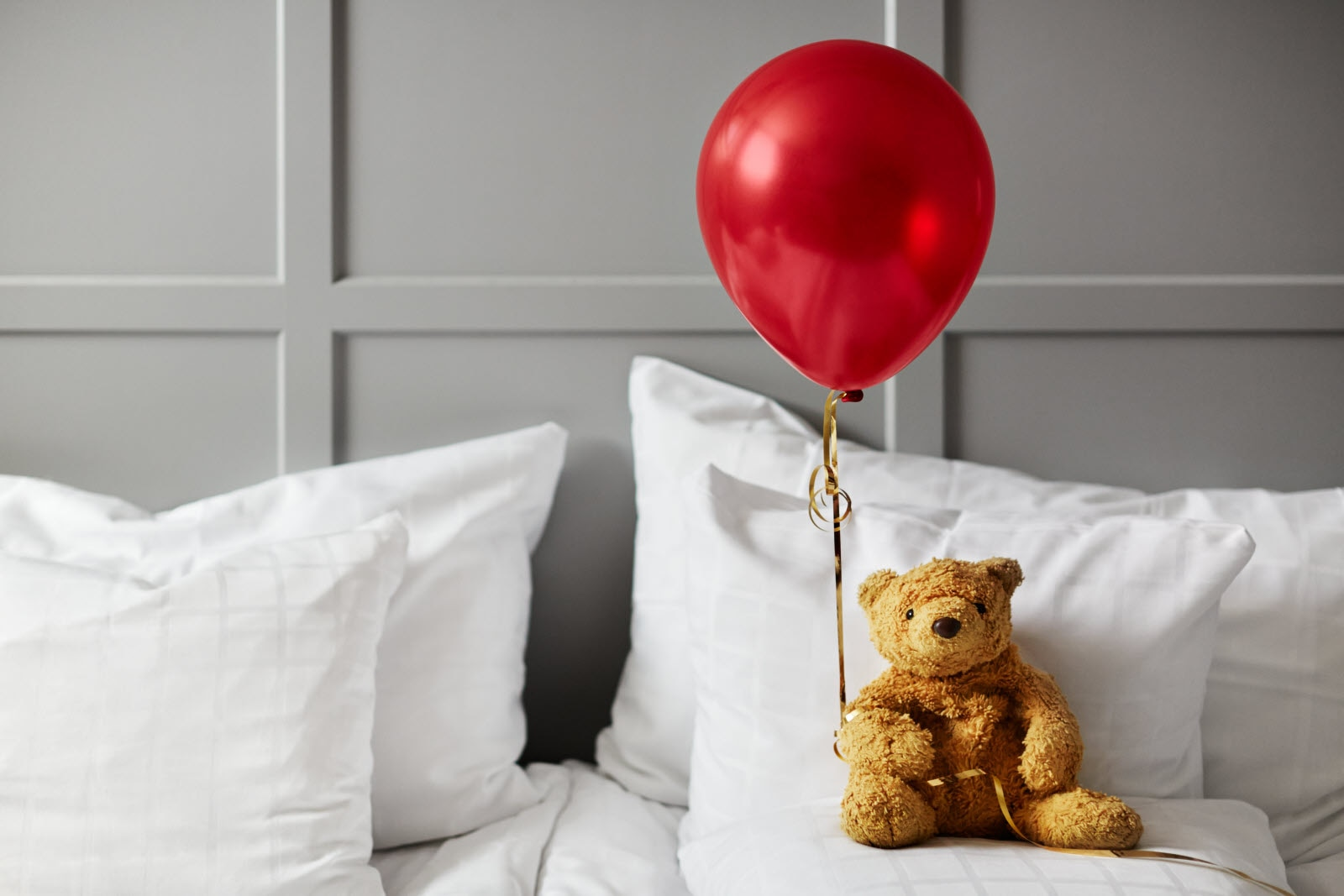 ccc, spring 2014, Grand Central, Scandic in society, kids, ballon, bed, nalle, teddy bear, kids, min stora dag, CSR, animal