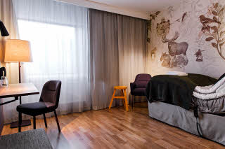 Scandic Ostersund Syd, Accessibility, design for all room, handicap room